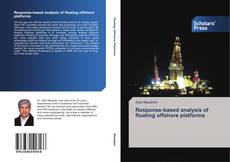 Couverture de Response-based analysis of floating offshore platforms