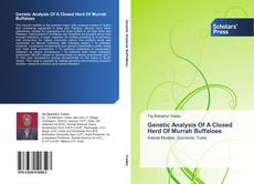 Bookcover of Genetic Analysis Of A Closed Herd Of Murrah Buffaloes