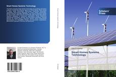Bookcover of Smart Homes Systems Technology