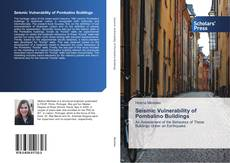Bookcover of Seismic Vulnerability of Pombalino Buildings