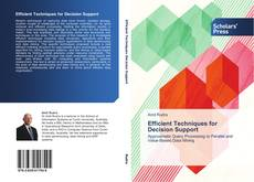 Bookcover of Efficient Techniques for Decision Support