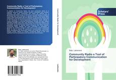 Bookcover of Community Radio a Tool of Participatory Communication for Development