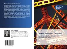 Capa do livro de Service Innovation Framework