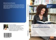 Borítókép a  Minority Doctoral Students - hoz
