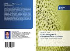 Bookcover of ECR Etching of II-VI Compound Semiconductors