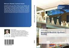 Bookcover of Mitomycin Alkaloids: Synthetic Studies