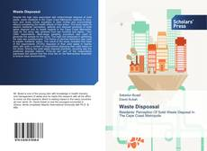 Bookcover of Waste Dispoasal