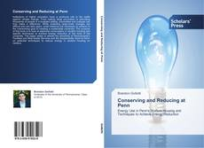 Buchcover von Conserving and Reducing at Penn