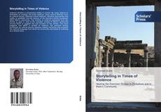 Bookcover of Storytelling in Times of Violence