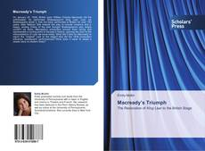 Bookcover of Macready's Triumph