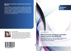Capa do livro de Mid-infrared quantum cascade lasers grown by MOCVD