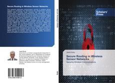 Capa do livro de Secure Routing in Wireless Sensor Networks