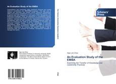 Bookcover of An Evaluation Study of the EMBA