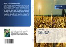 Bookcover of Higher Education Collaboration