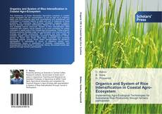 Bookcover of Organics and System of Rice Intensification in Coastal Agro-Ecosystem