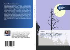 Bookcover of Indian Flying Fox of Assam