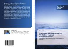 Bookcover of Synthesis & Characterization Of Diatom Inspired Nanocomposites