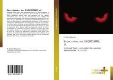 Couverture de Exorcismos; no. EXORCISMO; sí.