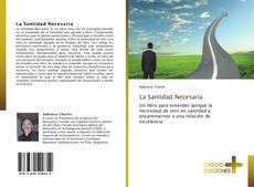 Capa do livro de La Santidad Necesaria