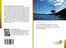 Portada del libro de San Francisco Javier y el mar