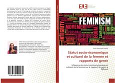 Обложка Statut socio-économique et culturel de la femme et rapports de genre