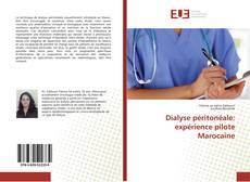 Couverture de Dialyse péritonéale: expérience pilote Marocaine