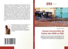 Bookcover of Causes structurelles de l'échec des OMD en RDC