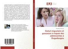Обложка Statut migratoire et grossesse à risques des adolescentes à Ougadougou