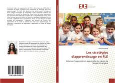Bookcover of Les stratégies d'apprentissage en FLE