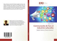 Buchcover von Communautés de fans et industries culturelles