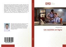 Les sociétés en ligne kitap kapağı