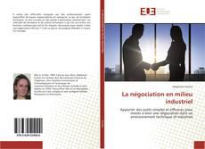 Buchcover von La négociation en milieu industriel