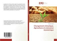 Couverture de Changement climatique, Agriculture et croissance économique