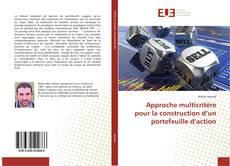 Copertina di Approche multicritère pour la construction d'un portefeuille d'action