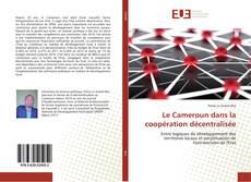 Capa do livro de Le Cameroun dans la coopération décentralisée
