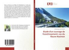 Portada del libro de Etude d'un ouvrage de franchissement: cas du fleuve Nazinon