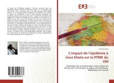 L'impact de l'épidémie à virus Ebola sur la PTME du VIH kitap kapağı