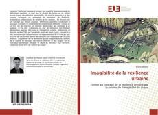 Portada del libro de Imagibilité de la résilience urbaine