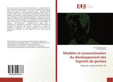 Buchcover von Modèles et automatisation du développement des logiciels de gestion