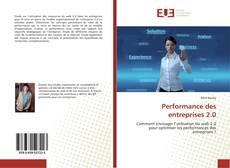 Portada del libro de Performance des entreprises 2.0