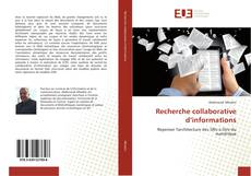 Couverture de Recherche collaborative d'informations