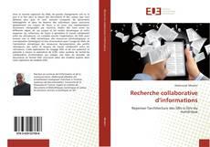 Bookcover of Recherche collaborative d'informations