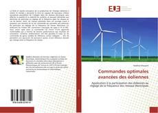 Commandes optimales avancées des éoliennes的封面