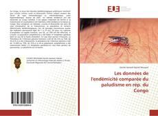 Les données de l'endémicité comparée du paludisme en rép. du Congo kitap kapağı
