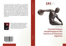 Обложка Caractéristiques morphologiques des lanceurs et lanceuses algériens