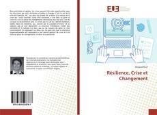 Обложка Résilience, Crise et Changement