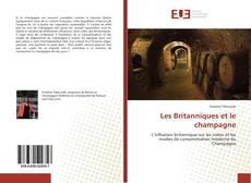 Bookcover of Les Britanniques et le champagne