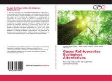 Capa do livro de Gases Refrigerantes Ecológicos Alternativos