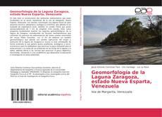 Capa do livro de Geomorfología de la Laguna Zaragoza, estado Nueva Esparta, Venezuela