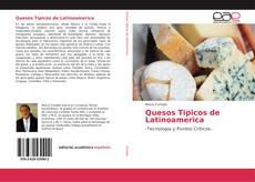 Quesos Tipicos de Latinoamerica kitap kapağı